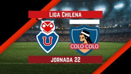Pronósticos para Liga Chilena   Apostar en el partido Universidad de Chile vs. Colo – Colo (26 Sep.)
