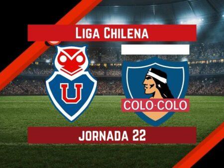 Pronósticos para Liga Chilena | Apostar en el partido Universidad de Chile vs. Colo – Colo (26 Sep.)