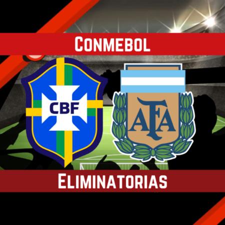 Pronósticos para Eliminatorias CONMEBOL   Apostar en el partido Brasil vs. Argentina  (05 Sep.)