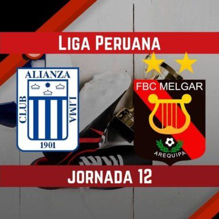 Pronósticos para la Liga Peruana | Apostar en el partido Alianza Lima vs. Melgar (22 Sep.)