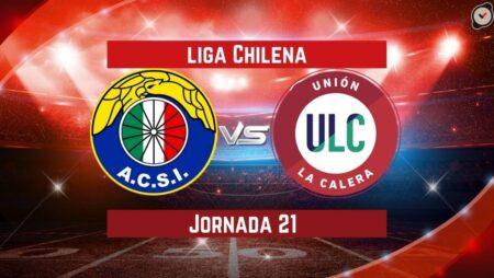Pronósticos para Liga Chilena   Apostar en el partido Audax Italiano VS. Unión La Calera (12 Sep.)