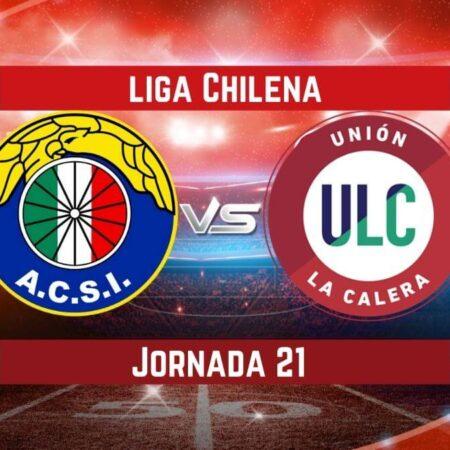 Pronósticos para Liga Chilena | Apostar en el partido Audax Italiano VS. Unión La Calera (12 Sep.)