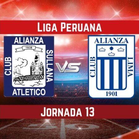 Pronósticos para La Liga Peruana   Apostar en el partido Alianza Atlético vs. Alianza Lima (25 Sep.)