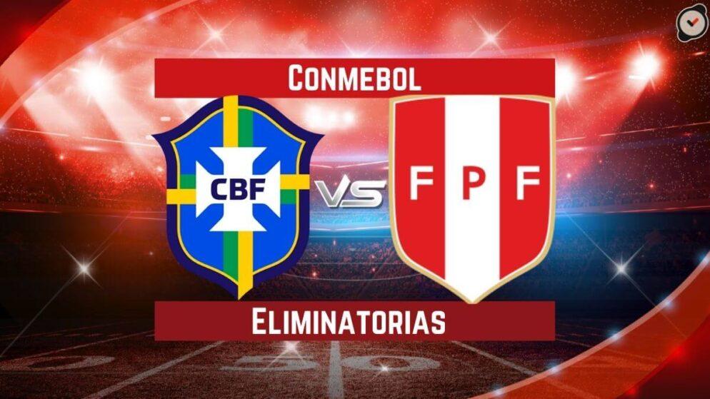 Pronósticos para Eliminatorias CONMEBOL | Apostar en el partido Brasil vs Perú (09 Sep.)