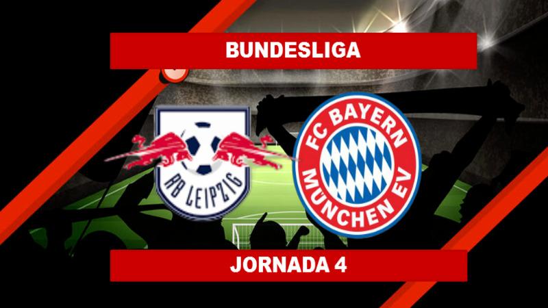 Pronósticos para Bundesliga   Apostar en el partido Leipzig vs Bayern (11 Sept.)