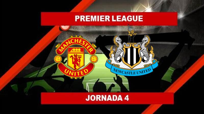 Pronósticos para Premier League   Apostar en el partido Manchester United vs Newcastle (11 Sept.)