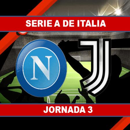 Pronósticos para Serie A de Italia | Apostar en el partido Nápoles vs Juventus (11 Sept.)