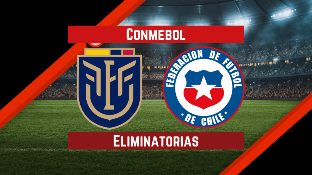 Pronósticos para Eliminatorias CONMEBOL   Apostar en el partido Ecuador vs. Chile  (05 Sep.)