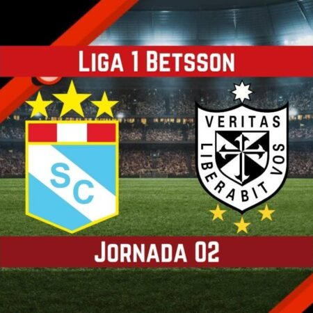 Pronósticos Sporting Cristal vs San Martín (03 Sep)   Datos para apostar en la Liga Peruana