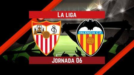 Pronósticos para La Liga | Apostar en el partido Sevilla vs. Valencia (22 Sept.)