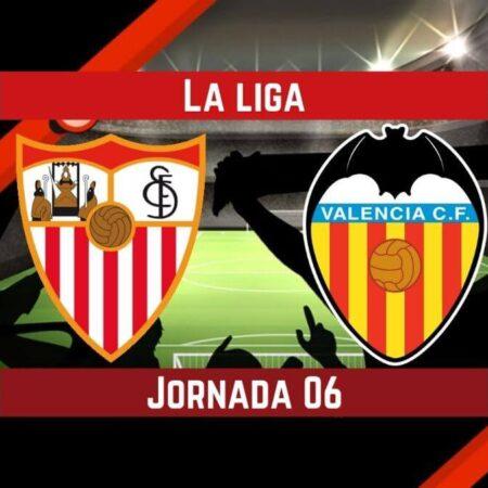 Pronósticos para La Liga   Apostar en el partido Sevilla vs. Valencia (22 Sept.)