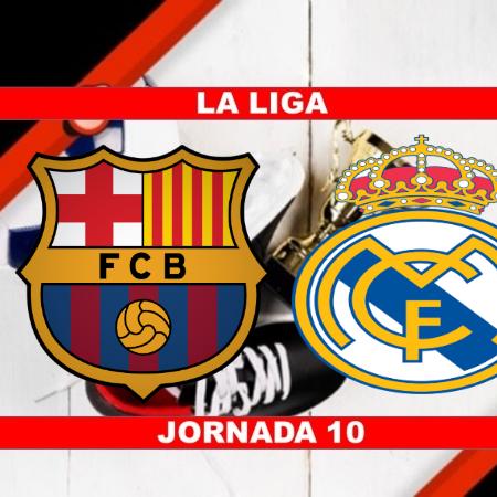 Pronósticos para La Liga   Apostar en el partido Barcelona vs Real Madrid (24 Oct.)