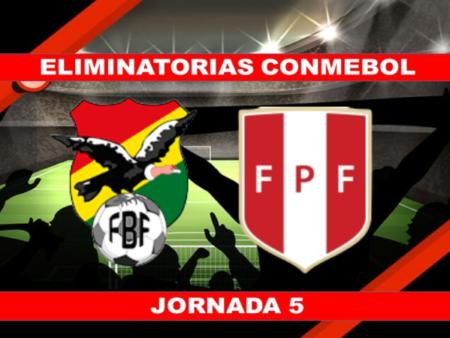 Pronósticos para Eliminatorias Conmebol | Apostar en el partido Bolivia vs. Perú (10 Oct.)