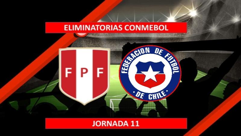 Pronósticos para Eliminatorias Conmebol | Apostar en el partido Perú vs. Chile (7 Oct.)
